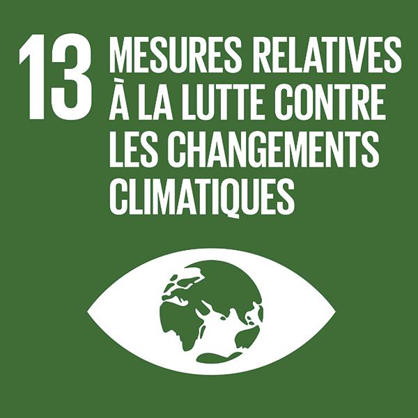 Mesures relatives à la lutte contre changements climatiques