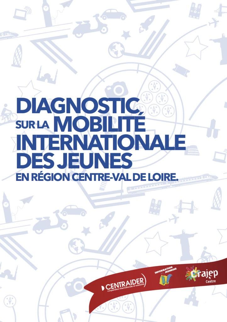 Diagnostic Mobilité internationale en région Centre-Val de Loire