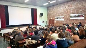 Arsène Konaté, intervenant invité en 2015 - alimentation durable