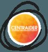 Logo de Centraider entouré