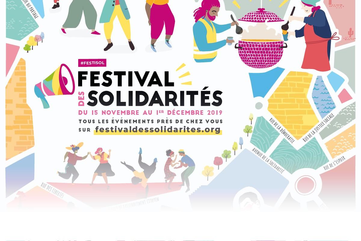 Le Festival des Solidarités 2019