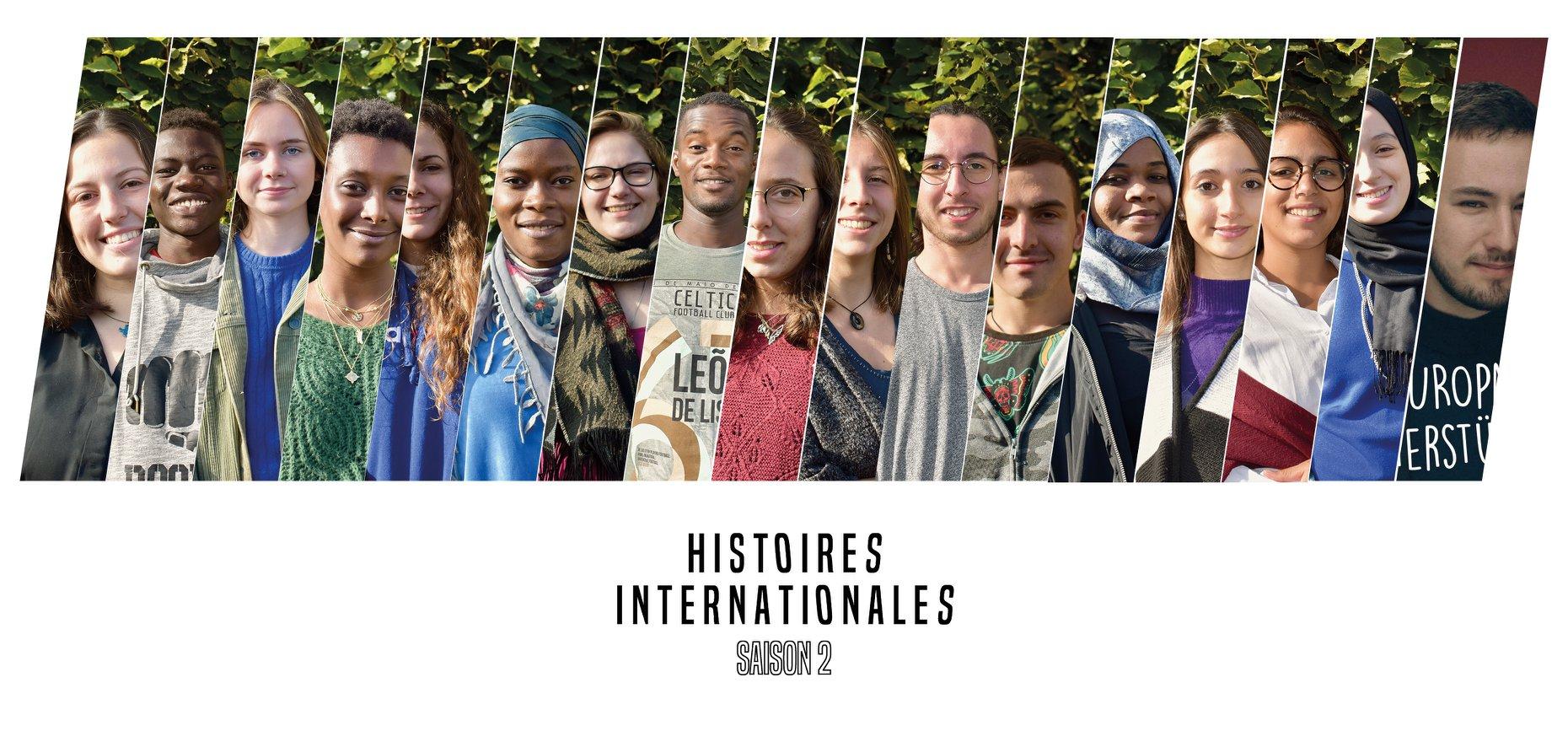 Histoires internationales Saison 2