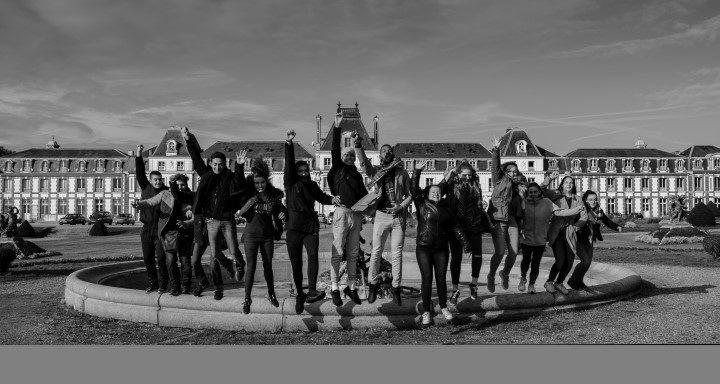 Aux arts lycéens : accueil d'un photographe indien