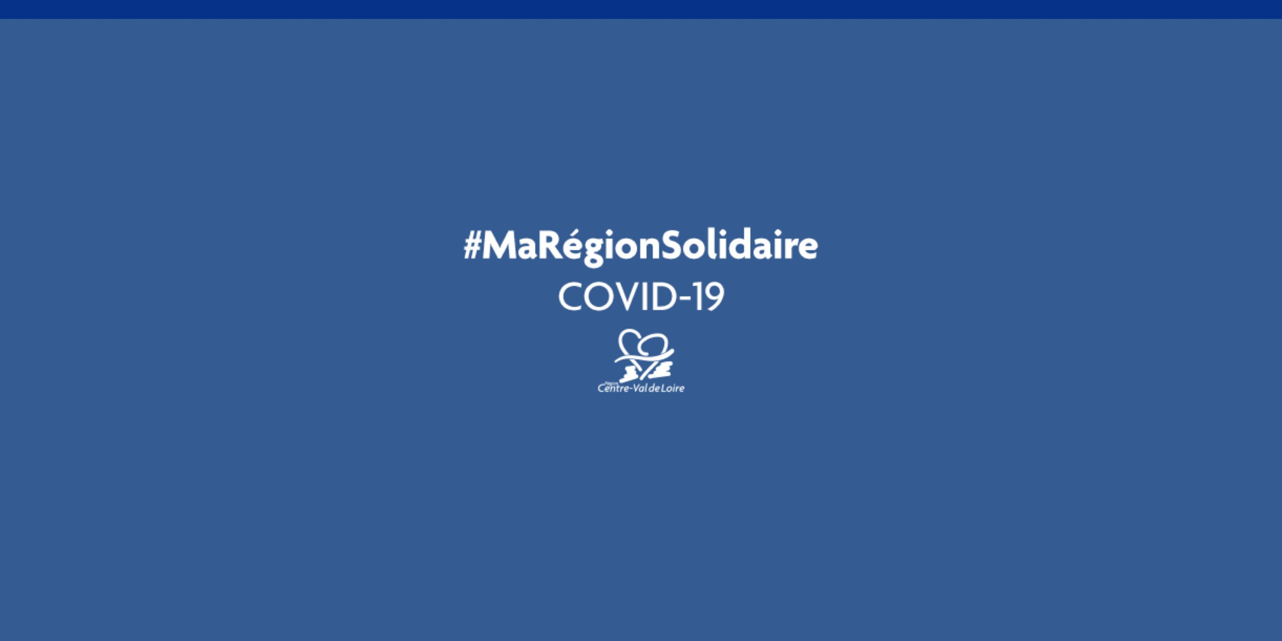 #MaRégionSolidaire