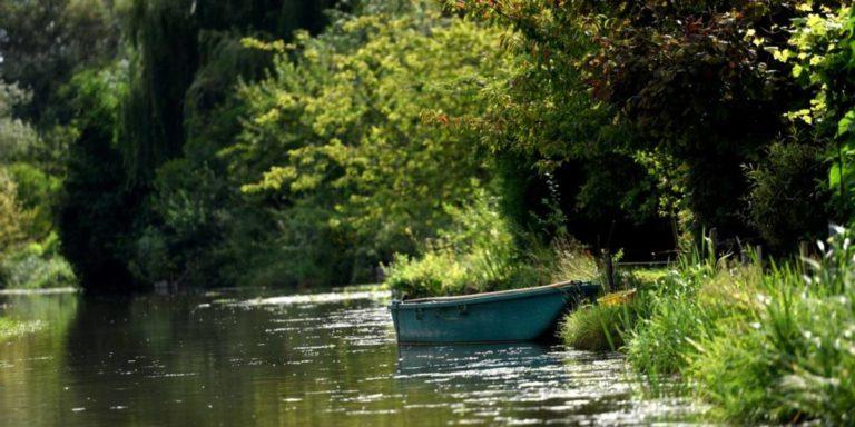 Le projet Boudiou étudie l'évolution des marais dans le cadre de la coopération entre Bourges et Diourbel