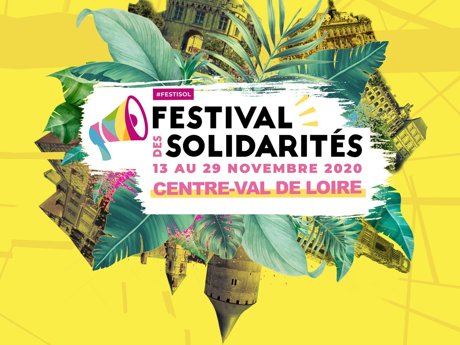 Festival des Solidarités en Centre-Val de Loire