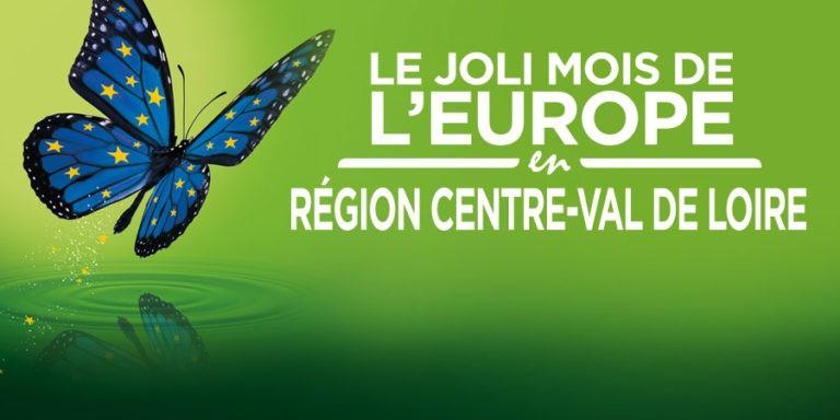 """Inscrivez vos événements pour le """"Joli Mois de l'Europe 2021"""""""