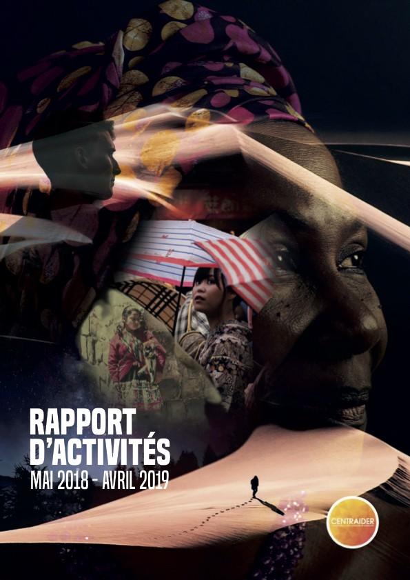 Rapport activités Centraider 2019