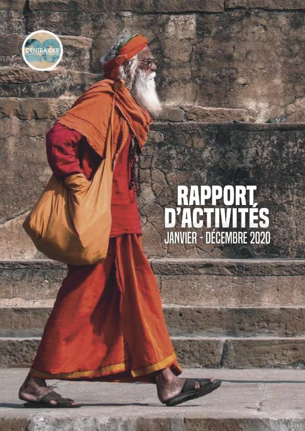 Rapport activités Centraider 2020